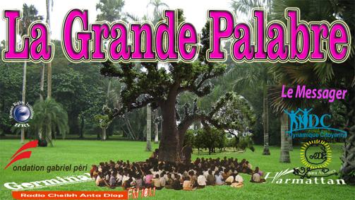 GRANDE PALABRE