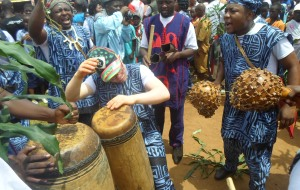 danse traditionnelle camerounaise